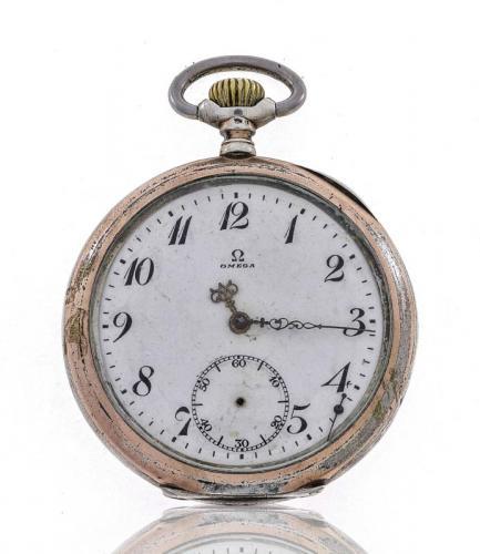 9c71f2d76db Lote 5012 - OMEGA GRAND PRIX PARIS 1900