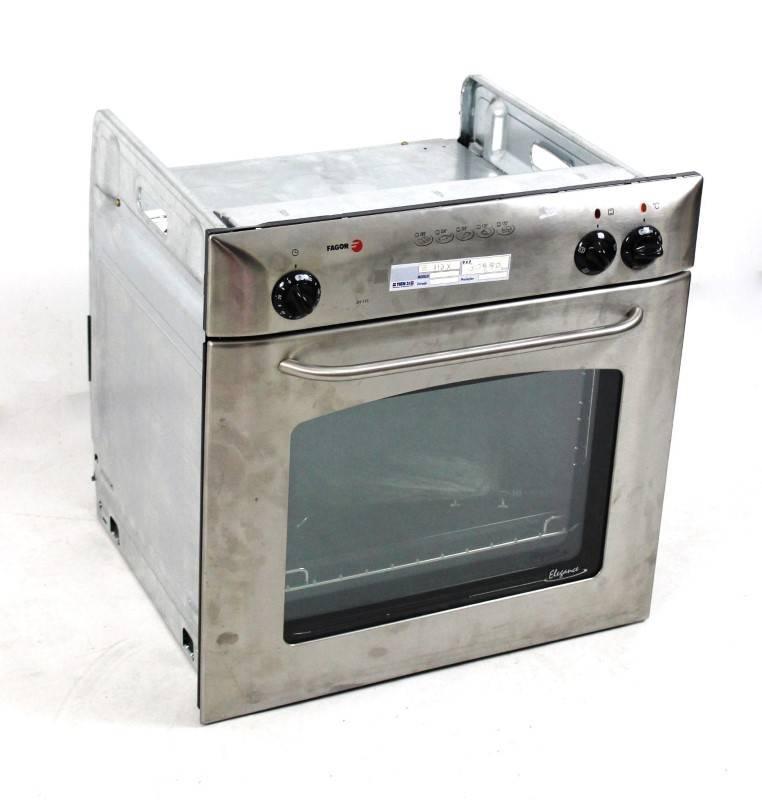Lote 2139 forno el ctrico inox de encastrar da marca fagor modelo 2h 113 x potencia 2169 w - Migliore marca forno da incasso ...