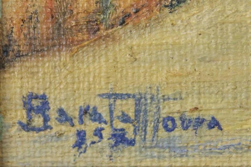 Lote 2320 barata moura 1910 2009 original pintura - Pintura barata online ...