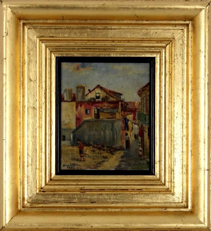 Lote 2360 barata moura 1910 2009 original pintura - Pintura barata online ...