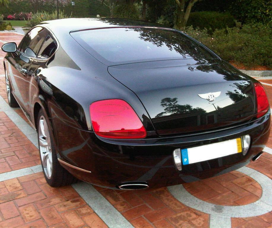 Bentley Continental GT Do Ano De 2006/04, 37