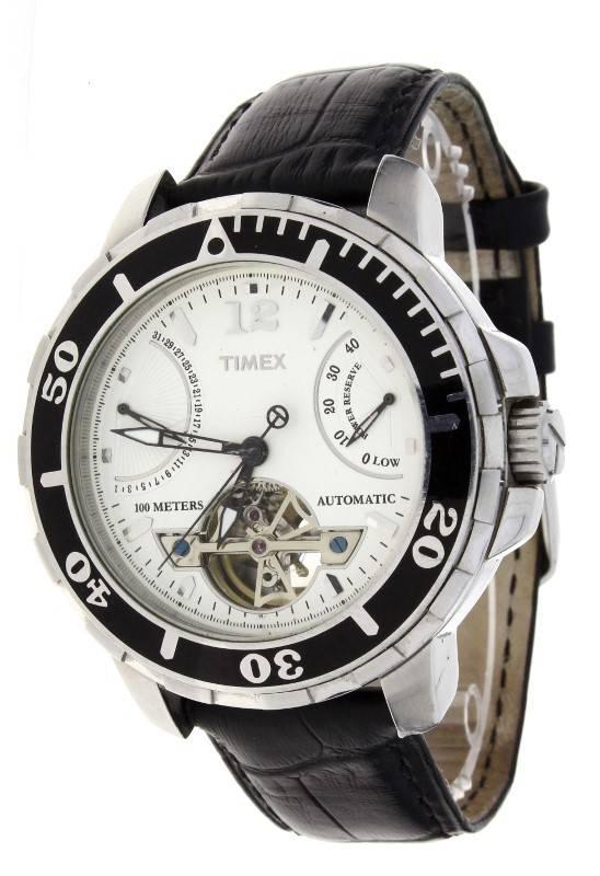 9cf2db08790 Lote 17 - Relógio de pulso de homem TIMEX