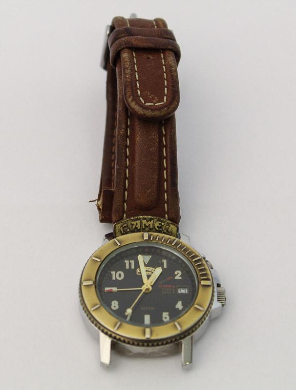 6dd92dfb10d Lote 85 - Relógio de pulso de homem da marca Camel Trophy ...