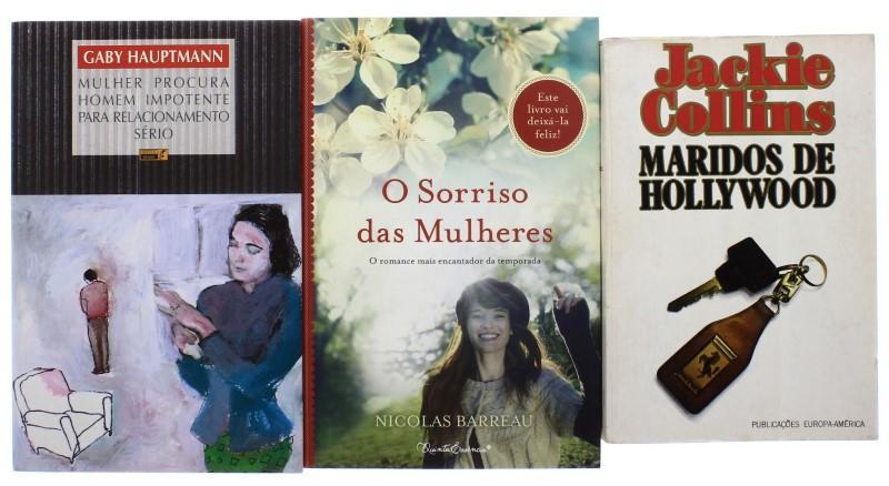 Lote 793 - Livro - Conjunto de 7 livros 1d37b72e718