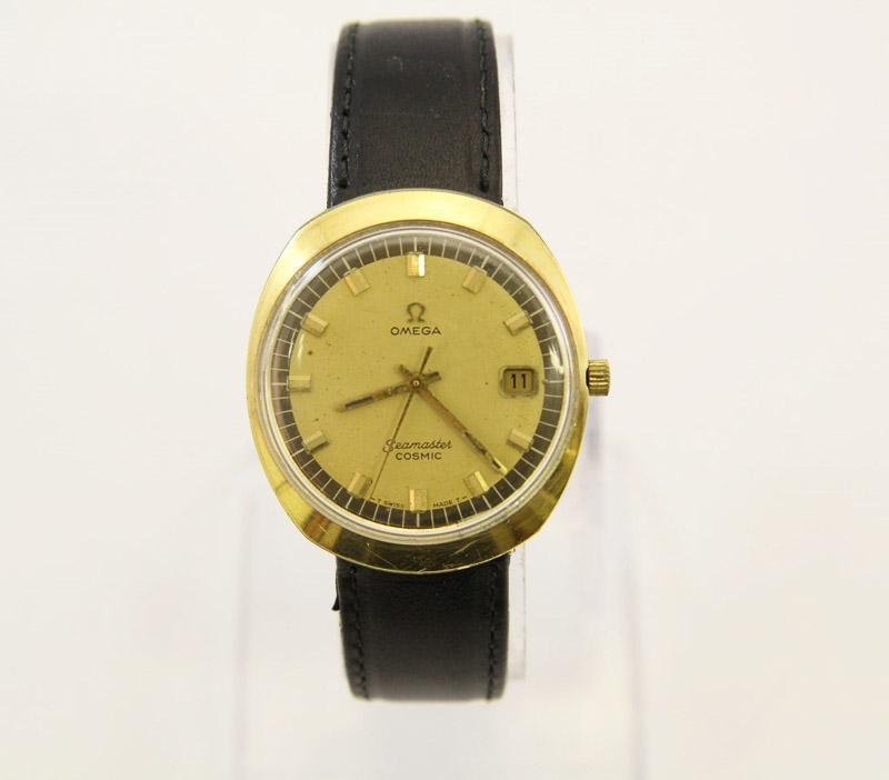 238844fb237 Lote 3579 - Relógio de pulso OMEGA Seamaster Cosmic Vintage 70 s ...