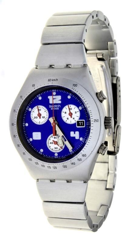 aea7e787a2d Lote 4066 - Relógio de pulso da marca SWATCH