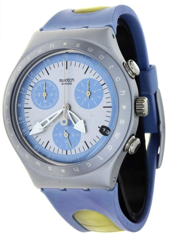 08b736a3160 Lote 4300 - Relógio de pulso da marca SWATCH