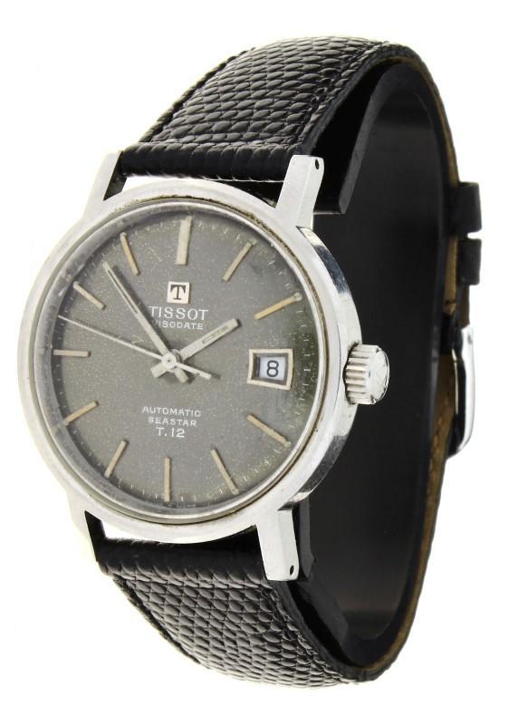 e77dcf046ff Lote 4429 - Relógio de pulso de homem Tissot