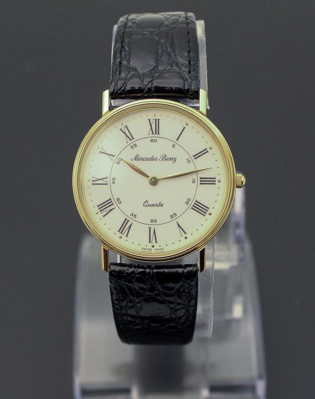 c71c2eecfa6 Lote 2342 - Relógio de pulso da marca MERCEDES BENZ HC-5030