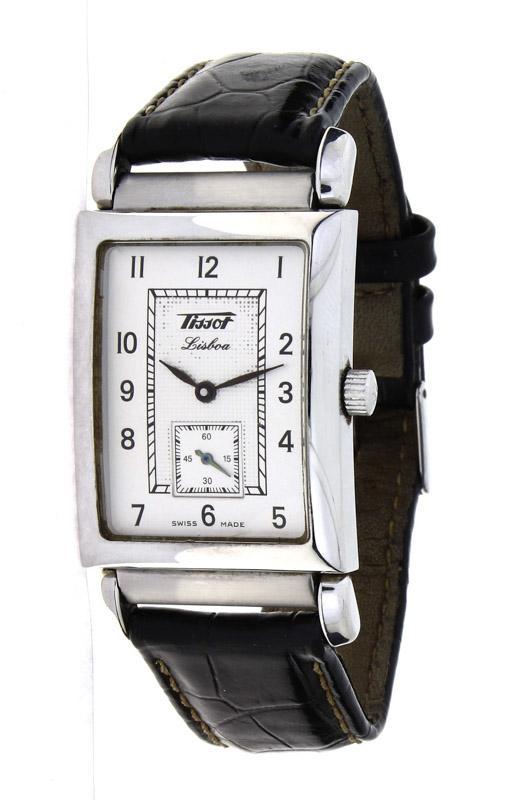 0067840f688 Lote 1 - Relógio de pulso de homem Tissot