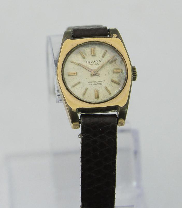 790eff539c8 Lote 2798 - Relógio de pulso de Senhora marca