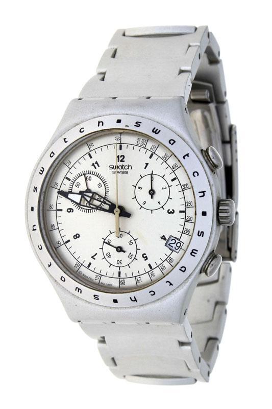 13fa3070cbc Lote 2999 - Relógio de Pulso Swatch