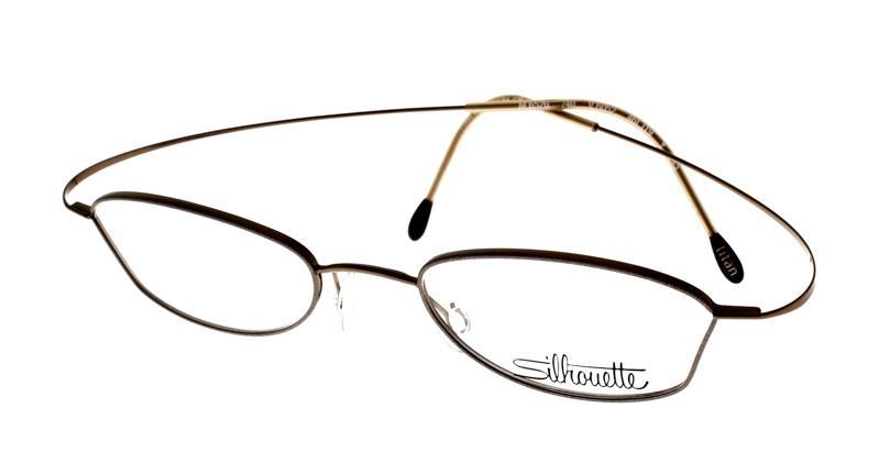 1b6e5316c4d7a Lote 81 - SILHOUETTE ARMAÇÃO DE ÓCULOS – Óculos Silhouette
