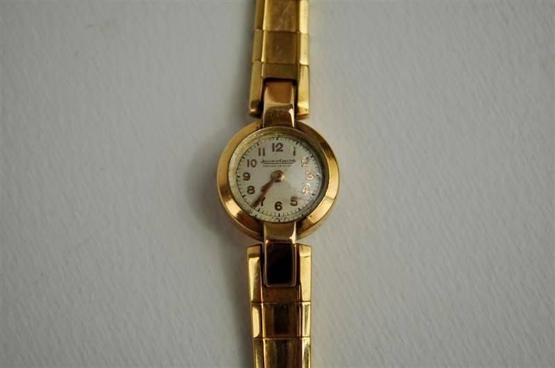 4956782fadf Lote 303 - Relógio de pulso em ouro