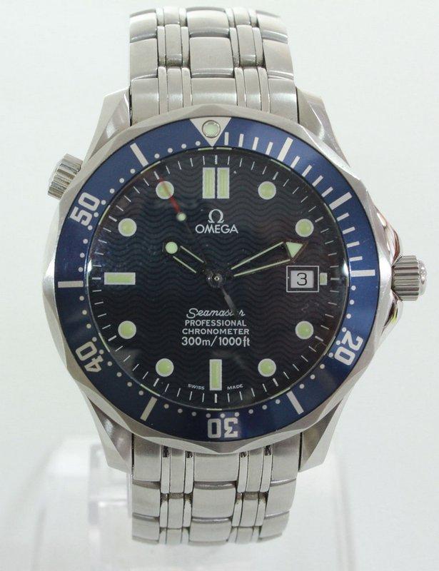82d4d27124e Lote 4597 - RELÓGIO OMEGA SEAMASTER - Relógio de pulso da prestigiada marca OMEGA  Seamaster Professional Chronometer 300M