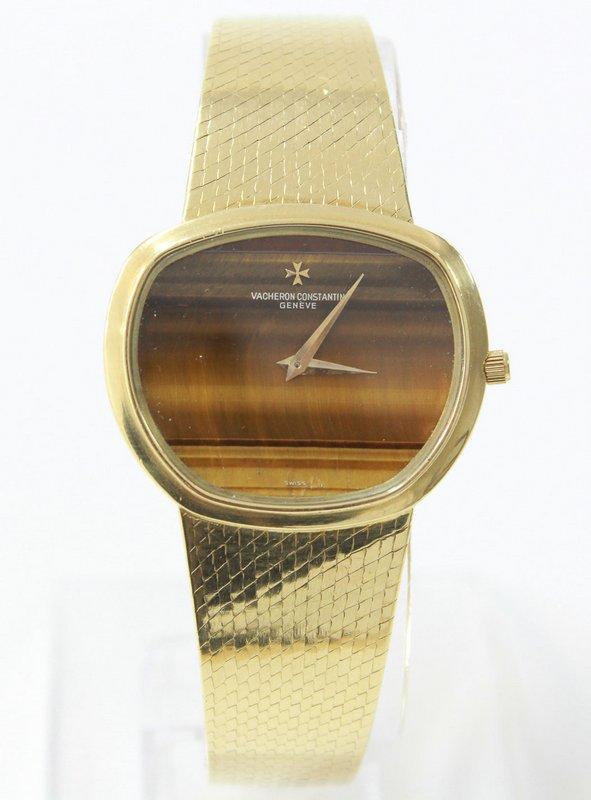 b52f21f6aec Lote 4698 - RELÓGIO VACHERON CONSTANTIN OURO – Relógio de pulso de Homem da  Vacheron Constantin em Ouro Amarelo (750) e pulseira original em Ouro  Amarelo ...