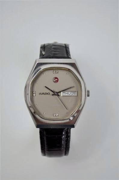 849a0541203 Lote 121480071 - Relógio da marca RADO