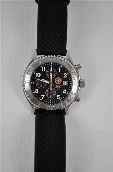 dec0b99370d Lote 427 - Relógio de pulso marca Zeit