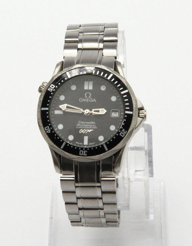 Lote 4012 Relógio Omega Relógio De Pulso De Homem Da Marca Omega