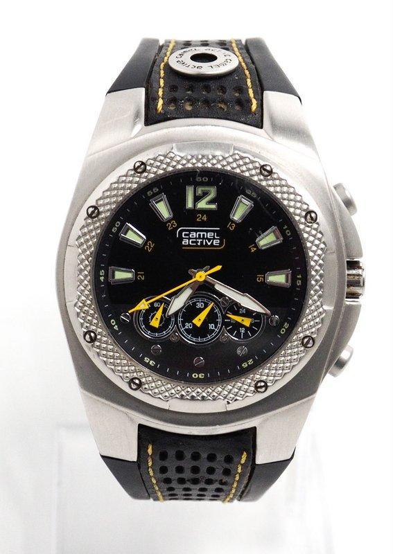 a2bdf8441da Lote 262 - CAMEL ACTIVE CHRONO - Relógio de pulso da marca CAMEL Active  Chrono 797.3870-3879. (Adquirido com P.V.P de € 220). Movimento a quartz.