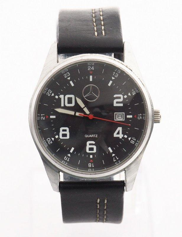 f61be732fe5 Lote 5295 - RELÓGIO MERCEDES-BENZ - Relógio de pulso de homem da marca  Mercedes-Benz