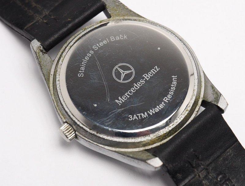 c53e04c8f11 Lote 5295 - RELÓGIO MERCEDES-BENZ - Relógio de pulso de homem da ...