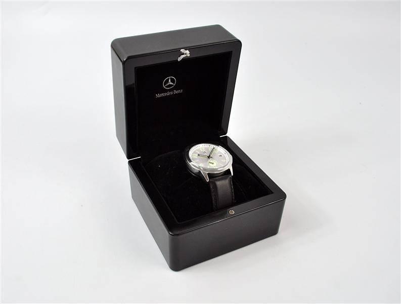 d43e9c7867c Lote 397 - Relógio de pulso Mercedes-Benz Collection