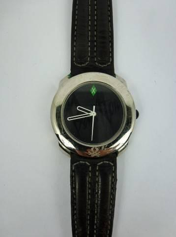 956ef2d9847 Lote 508 - Relógio pulso Original United Colors of Benetton By Bulova