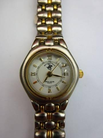 Lote 1118 - Relógio de pulso Beverly Hills - Polo Club 789c9dd11e7