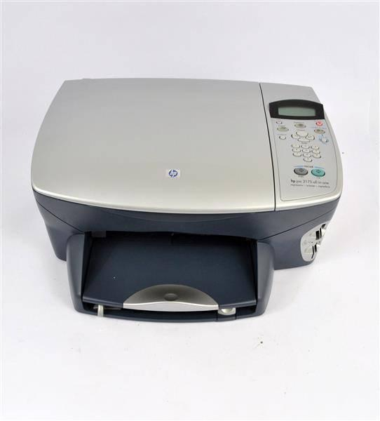 DRIVERS HP PSC 2175 ALL-IN-ONE SCANNER