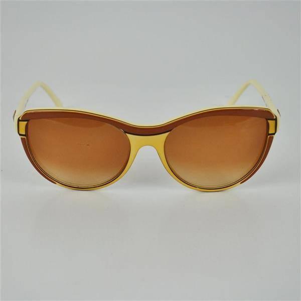 Lote 332 - Óculos de Sol, FENDI by LOZZA, modelo oval, armação de massa cor  castanho, branco e salmão, lentes degradé, Originais, Nota  Peça de  Mostruário ... e90824db89