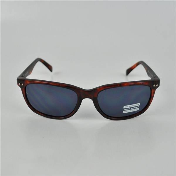 0f1533679 Lote 614 - Óculos de Sol, PIAVE, modelo rectangular, armação de massa  castanha, protecção 100% UV, Originais, Nota: Peça de Mostruário - Current  price: €28