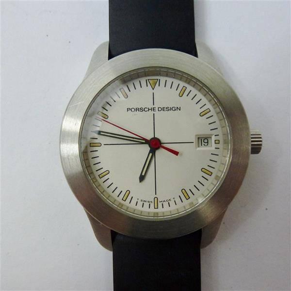 60d4b26b75a Lote 1859 - Relógio Porsche Design