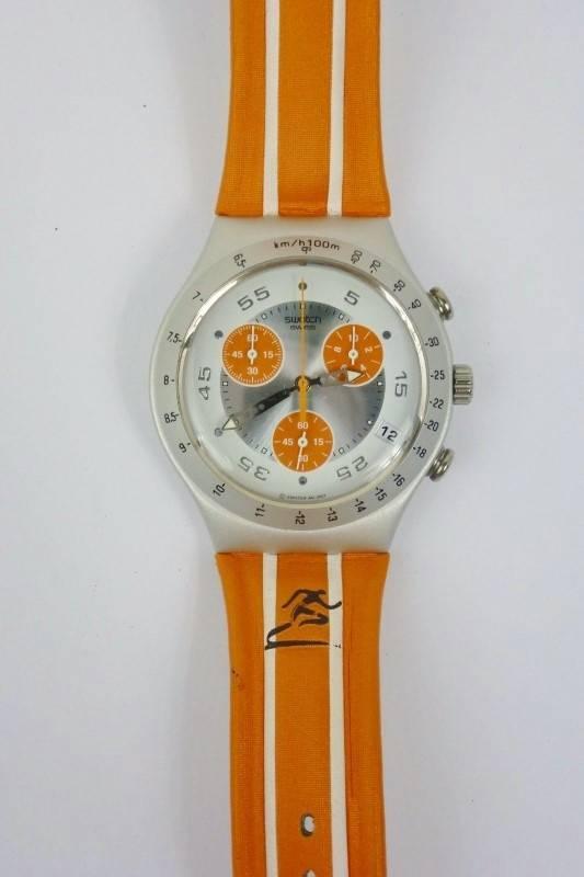 994e566d426 Lote 3 - Relógio da marca SWATCH