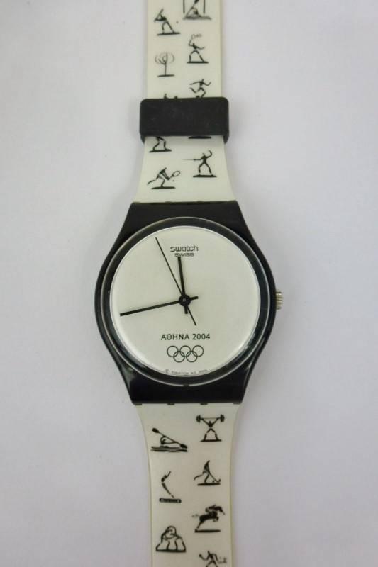 c23f0b95bb6 Lote 16 - Relógio da marca SWATCH
