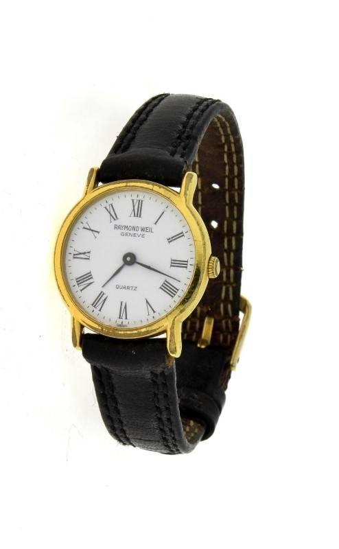 64001ed95f8 Lote 17 - Relógio RAYMOND WEIL