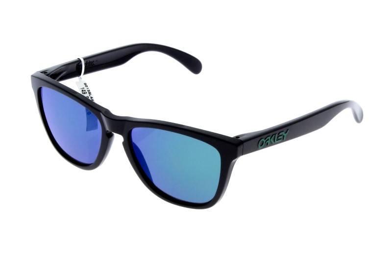 2359cd305 Lote 11 - Óculos de sol Oakley - Frogskins, armação em massa cinzenta.  Notas: Novos, 100% originais e autenticos. Com 2 anos de garantia.